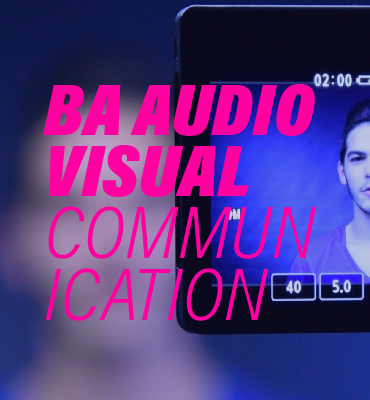 BA Audio Visual Communication