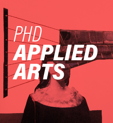 PhD Applied Arts